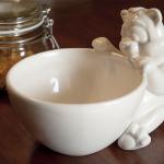 Tazón en cerámica