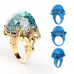 Atlas Ring. Designed and modeled