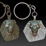 Keychain Lion