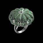 Render of sea urching ring